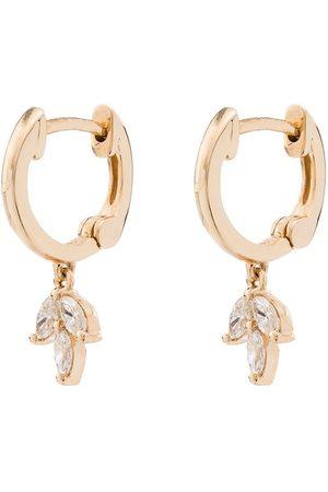 Dana Rebecca Designs 14kt Alexa Jordyn hoop earrings