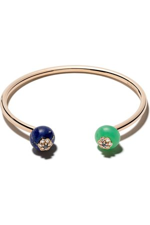 David Morris 18kt rose Forest Berry bangle
