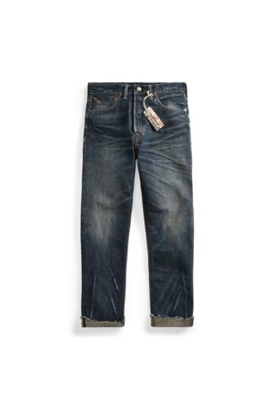 RRL Boy Fit Straight Jean