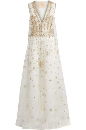 Cucculelli Shaheen Constellation Tulle Gown