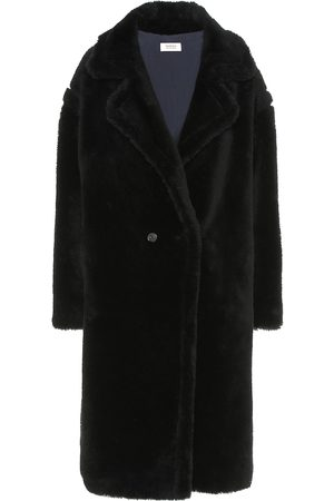 YVES SALOMON Meteo wool coat