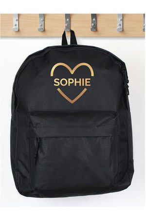 Vero Moda Very Personalised Gold Heart Backpack