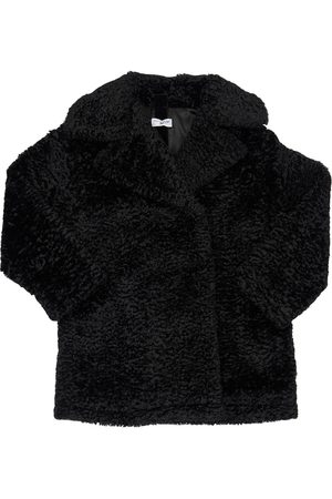 MONNALISA Bouclé Coat