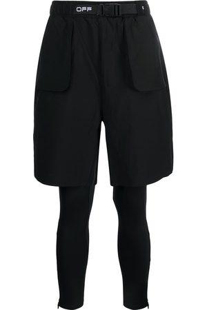 OFF-WHITE Active Hybrid shorts