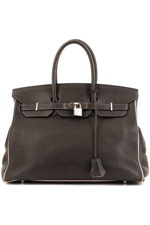 Hermès 2015 pre-owned Birkin 35 tote bag