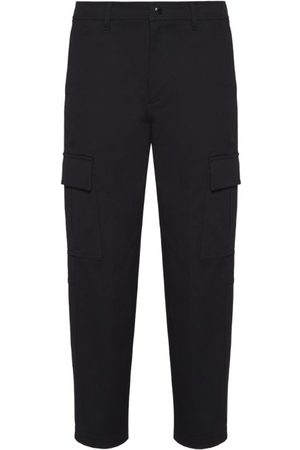VALENTINO Cropped Cargo Trousers