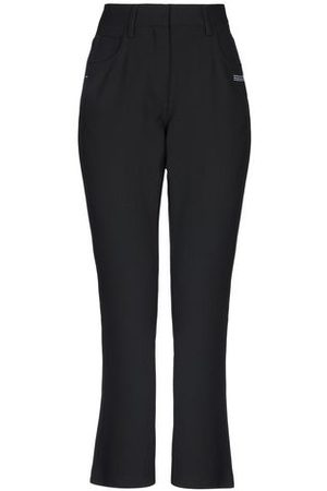OFF-WHITE TROUSERS - Casual trousers