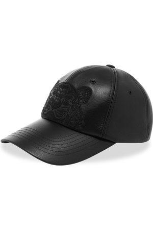 Kenzo Leather Tiger Cap