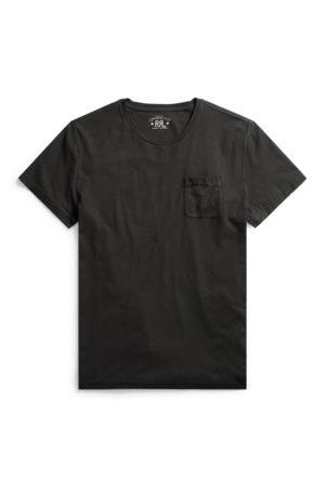 RRL Indigo Cotton Jersey T-Shirt