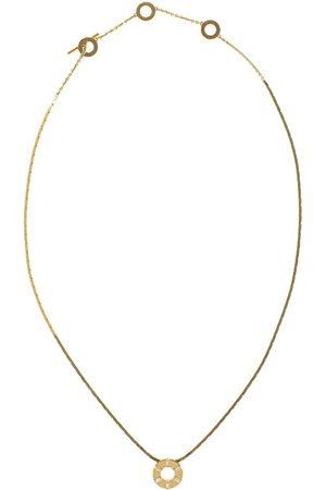 Cadar 18kt yellow Prime diamond necklace