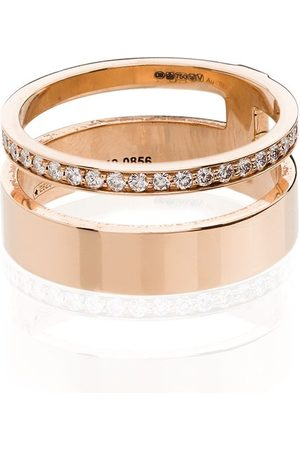 Repossi Berbere Module 18kt rose diamond ring