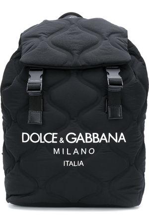 Dolce & Gabbana Palermo Tecnico logo-print backpack
