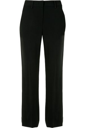 Nº21 Cropped tailored trousers