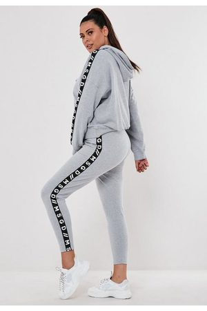 Missguided Plus Size Active Co Ord Msgd Loungewear Leggings