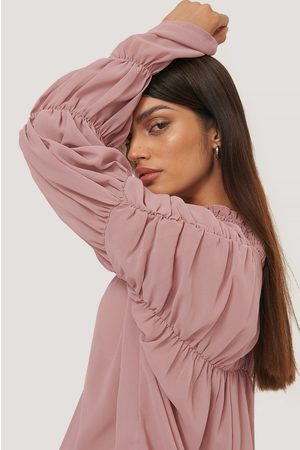 Rut & Circle Women Blouses - Victoria Blouse - Pink