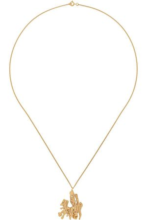 LOVENESS LEE Women Necklaces - Pig Chinese zodiac necklace