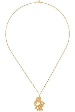 Lee Monkey Chinese zodiac necklace