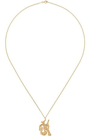 LOVENESS LEE Women Necklaces - Snake Chinese zodiac necklace