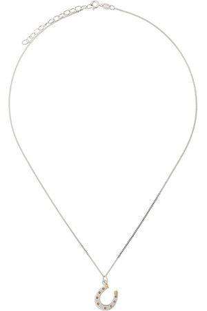 True Rocks Horseshoe pendant necklace