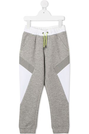 HUGO BOSS Colour-block track pants