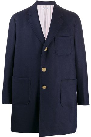 Thom Browne Oversized single-breasted blazer