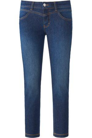 Mac Dream Slim jeans elasticated waistband denim size: 8
