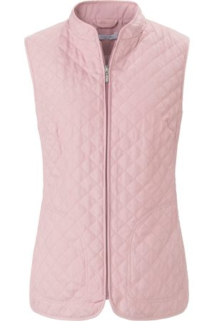 mayfair by Peter Hahn Quilted gilet 2 slash pockets pale size: 10