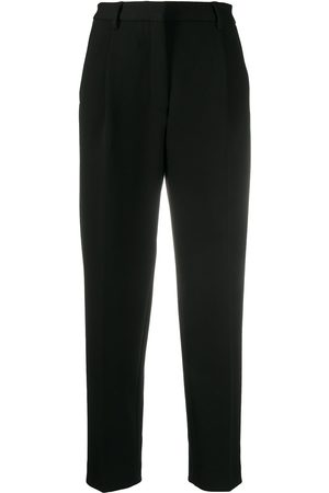 REMAIN Women Trousers - Tapered tailored trousers