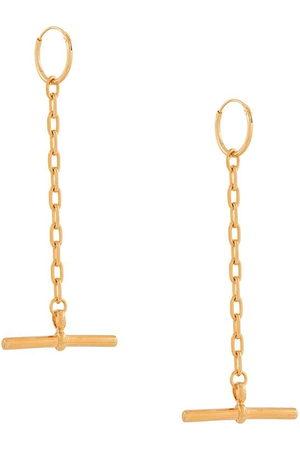 Coup De Coeur Women Earrings - T Bar drop earrings