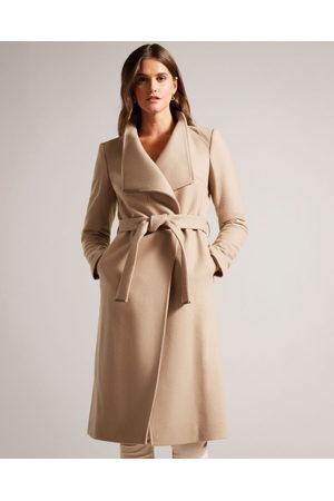 Ted Baker Wool Wrap Coat