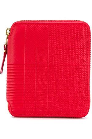 Comme des Garçons Line detail zip wallet