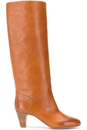 Maison Margiela Slip-on leather boots