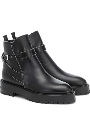 Alaïa Leather ankle boots
