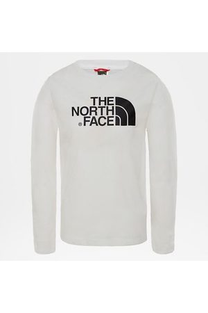 The North Face Long Sleeve - YOUTH EASY LONG-SLEEVE T-SHIRT