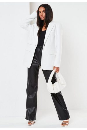 Missguided Boyfriend Blazer Coat