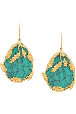 Aurelie Bidermann Francoise earrings