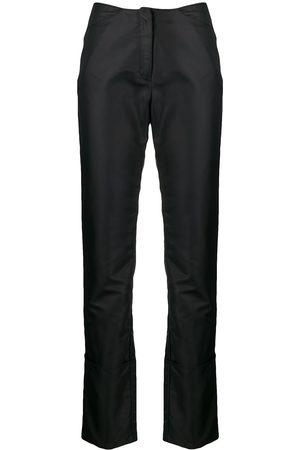 Helmut Lang 2000s slim-fit trousers