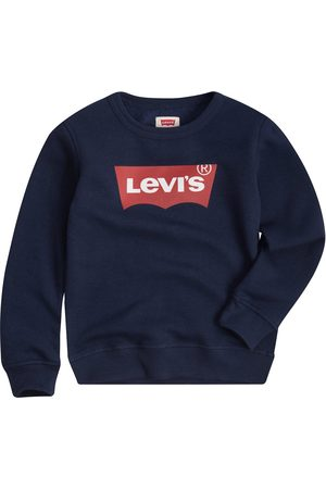 Levi's Boys Sweatshirts - Boys Batwing Crew Neck Sweat