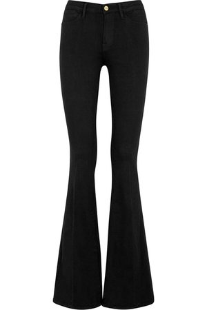 Frame Le High Flare Flared Jeans