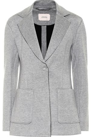 Dorothee Schumacher Women Blazers - Minimalist Charm stretch cotton-blend blazer