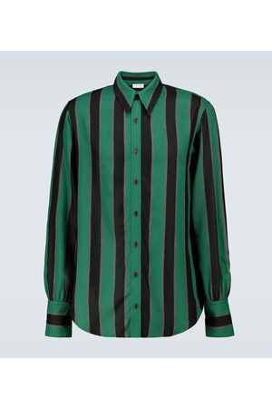 WALES BONNER Isaac striped shirt