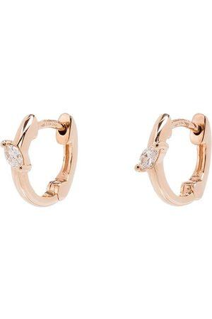 Dana Rebecca Designs 14kt rose gold Alexa Jordyn diamond earrings