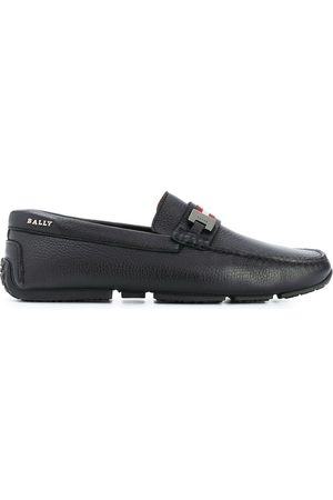 Bally Paipel leather loafers