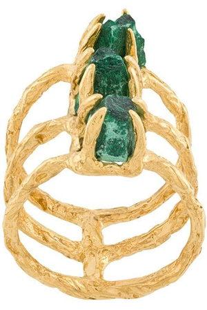 NIZA HUANG Women Rings - Delta layered ring