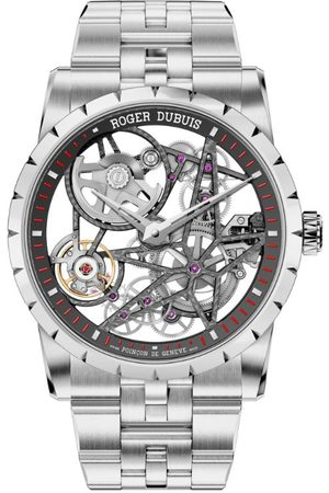 ROGER DUBUIS Stainless Steel Excalibur Original Watch 42mm