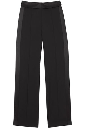 Burberry High waist tailored trousers