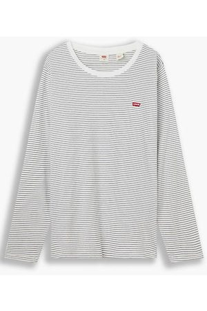 Levi's Baby T-shirts - Baby Tee - Neutral / Agnes Stripe Cloud Dancer