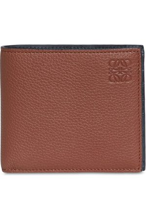 Loewe Logo Leather Billfold Wallet