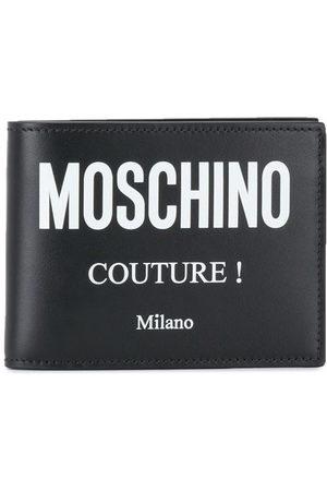 Moschino Men Purses & Wallets - Couture! bi-fold wallet