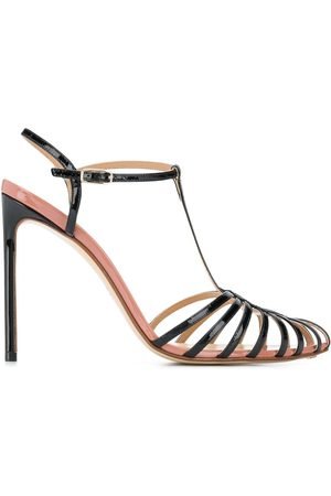 Francesco Russo Strappy stiletto heels